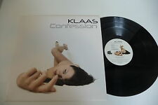 KLAAS MAXI 45T CONFESSION. SEXY NUDE COVER CHEESECAKE.