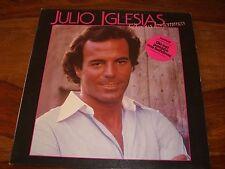 33 TOURS / LP POCHETTE DOUBLE--JULIO IGLESIAS--A VOUS LES FEMMES--1979
