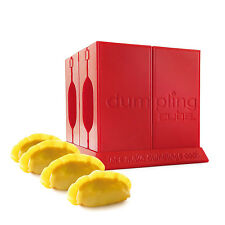 Dexam Dumpling Cube Mould Maker Pie Empanada Pastry Gyoza Potsticker Dough Press
