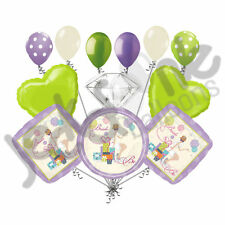 11 pc Bridal Shower Shic Bride Ring Balloon Bouquet Party Decoration Wedding