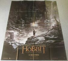 AFFICHE CINEMA 6124 - LE HOBBIT 2 LA DESOLATION DE SMAUG - 120/160