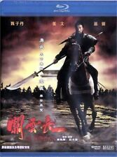 "Donnie Yen ""The Lost Bladesman"" Jiang Wen HK 2011 Action Region A Blu-Ray"