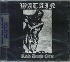 WATAIN RABID DEATH'S CURSE SEALED CD NEW 2013