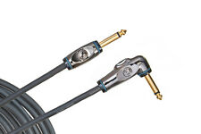 Planet Waves 20' Circuit Breaker Right Angle Instrument Cable PW-AGRA-20