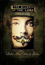 MINT Condition Silence Of The Lambs DVD COLLECTOR'S EDITION // FREE SHIPPING