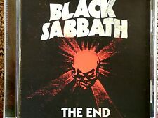 BLACK SABBATH-The End-2016 CD