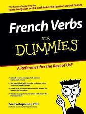 French Verbs For Dummies (For Dummies (Language & Literature))