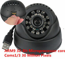 32-Bit LED USB CCTV DVR TF Micro SD Card Camera Recorder Detection Out/Indoor