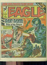 EAGLE weekly British comic book November 5 1983 VG+