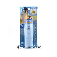 Kao BIORE UV Bright Sunblock Blue Perfect Face Milk SPF50+ Sunscreen Lotion 40ml