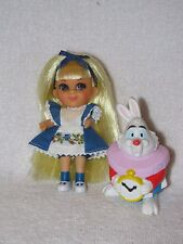 Vintage Mattel Alice In Wonderland Liddle Kiddle Doll