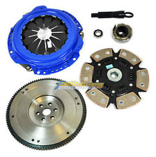FX STAGE 3 CLUTCH KIT+HD FLYWHEEL 89 HONDA CIVIC CRX 1.5L 1.6L SOHC DX LX HF Si