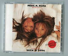 Mel & Kim 3-INCH-cd-single THAT'S THE WAY IT IS © 1988 INT 810.740 ADAPTER 3-tr