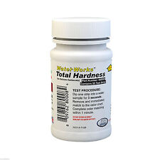Waterworks Total Water Hardness Test Strips Kit Easy & Accurate x 50  480008