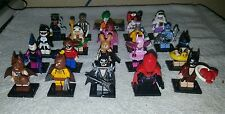 LEGO Batman Movie Series Complete set of 20 minifigures 2017 complete