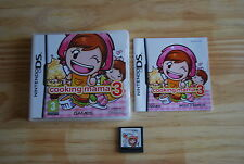 COOKING MAMA 3 - NINTENDO DS - VF