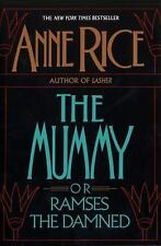 The Mummy or Ramses the Damned, Anne Rice, 0345360001, Book, Acceptable