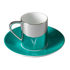 Damien Hirst The Incomplete Truth Cup And Saucer, Made From Porcelain