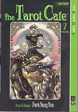 Flash book   THE TAROT CAFE     n. 7    come NUOVO