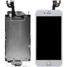 """iPhone 6 4.7"""" White LCD Lens Touch Screen Display Digitizer Assembly Replacement"""