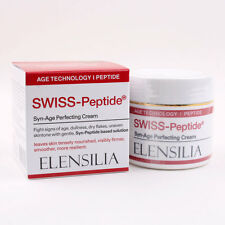 New Elensilia Swiss peptide Cream 50g +  Snail soap 80g