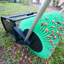 "18"" Nut Picker Upper Roller Garden Pecans Almond Lg Acorn No to weasel be wizard"