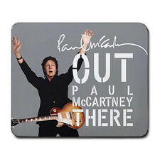 Paul McCartney The Beatles Out There Tour Custom Large Mouse Pad