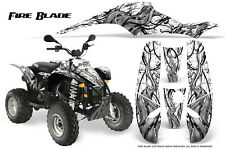 POLARIS TRAILBLAZER SCRAMBLER GRAPHICS KIT CREATORX DECALS STICKERS FBW