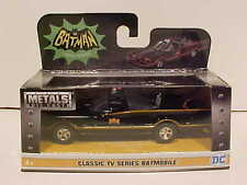 BATMAN Dark Knight Batmobile Tumbler Diecast Car 1/32 Jada Toys 5 inch