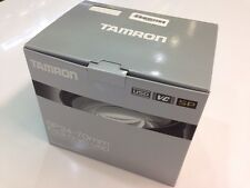 Neuf tamron sp A007 24-70 mm F/2.8 sp vc di usd lens nikon mount brand new in uk