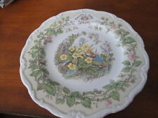 ROYAL DOULTON BRAMBLY HEDGE SPRING COLLECTORS PLATE