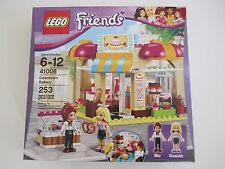 Lego Friends # 41006 Downtown Bakery  Mia & Danielle   253 Pieces Sealed NIB!!