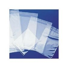 "Craft UK Cello Bags For 8"" x 8"" Cards with Self Seal Strip Approx 50"