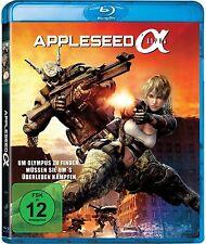 APPLESEED: ALPHA (Blu-ray Disc) NEU+OVP