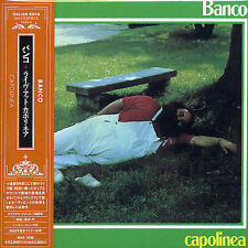 BANCO-Capolinea-79/2005 CD MINI LP