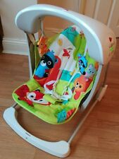 Fisher Price woodland Friends take along Baby Swing musical