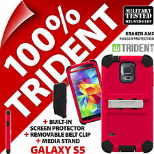 Trident Kraken AMS Protective Heavy Duty Hard Case Rugged for Samsung Galaxy S5