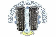 GM Chevy 5.0 OHV 305 Vortec Cast #520 / #059 Cylinder Heads PAIR 1995-2002