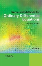 Numerical Methods for Ordinary Differential Equations by John C. Butcher...