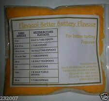 WOW!!!  Popcorn Better Buttery Flavacol Salt Flavouring BEST PRICE