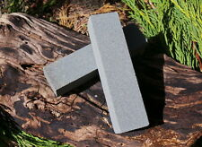 2 PACK MINI KNIFE SHARPENING STONES COURSE & FINE BUSHCRAFT SURVIVAL EDC AXES