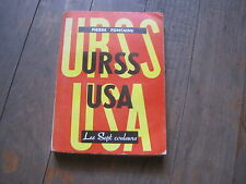 Pierre FONTAINE: URSS-USA