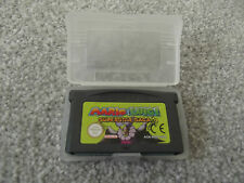 MARIO LUIGI SUPERSTAR SAGA  GAMEBOY ADVANCE DS LITE  CART AND PROTECTIVE CASE