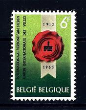 BELGIUM - BELGIO - 1963 - Congresso e cinquantenario dell'Unione Internazionale