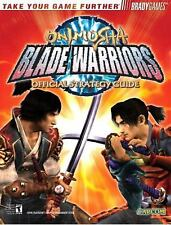 Onimusha(tm) Blade Warriors Official Strategy Guide