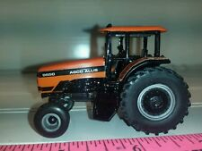 1/64 CUSTOM AGCO ALLIS CHALMERS 9650 TRACTOR WITH 2wd ERTL FARM TOY