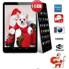 "7"" inch A33 Android 4.4 Tablet Phablet PC Quad Core WiFi Bluetooth Dual 16GB US"