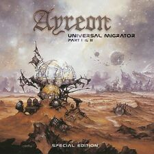 Universal Migrator, Pts. 1-2 [Slipcase] by Ayreon (CD, Jul-2004, 2 Discs,...