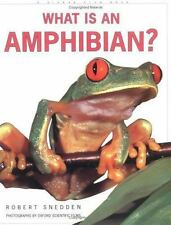What is an Amphibian? Snedden, Robert Paperback