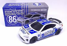 JAPAN TOMY TOMICA DXTOY SAFETY CAR SUPER RACING TOYOTA 86 GT86 1/60 DIECAST RARE